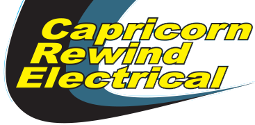 Capricorn Rewind Electrical Services Logo