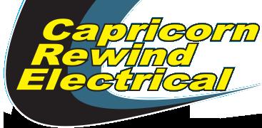 Capricorn Rewind Electrical Services Logo